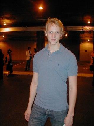 ABT的主要演员David Hallberg - Enya - Enya 的芭蕾世界