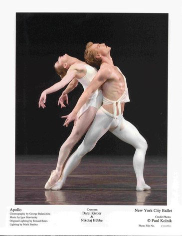 Divers - Georges Balanchine Nycbapollokistlerhubbe