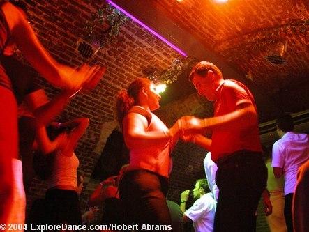 Salsa at El Son in Madrid
