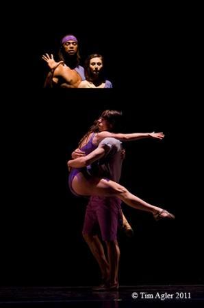 'Twist of Fate'; Choreographer: Macarena Gandarillas; Dance Company: Visions Dance Theatre