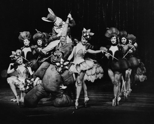 City Music Hall Dancers in 'The Glory of Easter'