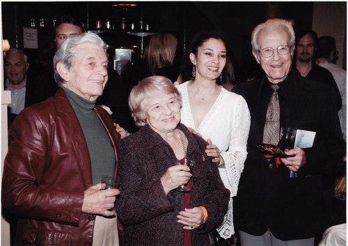 Ballet Russe Reunion: Andre Tremaine, Evelyn Barrille, Natasha Middelton, Paul Maure