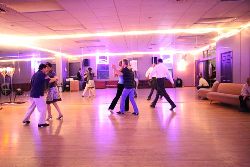 You Should Be Dancing 'Latin' Room 1/125, 1.4, ISO 12800