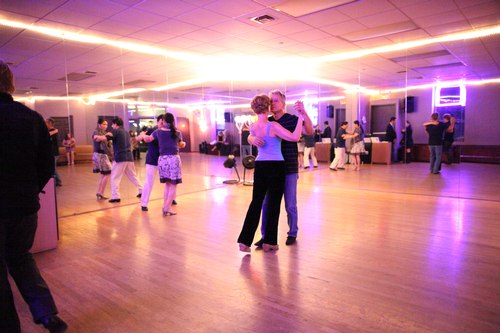 You Should Be Dancing 'Latin' Room 1/125, 1.8, ISO 12800