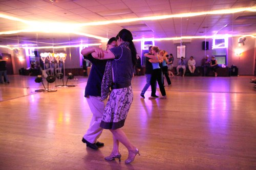 You Should Be Dancing 'Latin' Room 1/125, 2.2, ISO 12800
