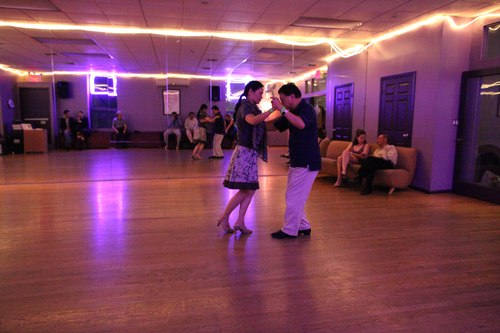 You Should Be Dancing 'Latin' Room 1/125, 2.8, ISO 12800