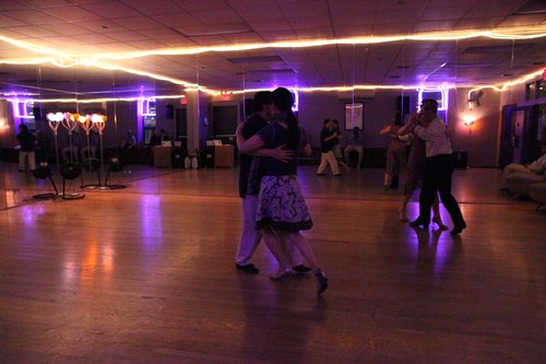 You Should Be Dancing 'Latin' Room 1/125, 4.0, ISO 12800