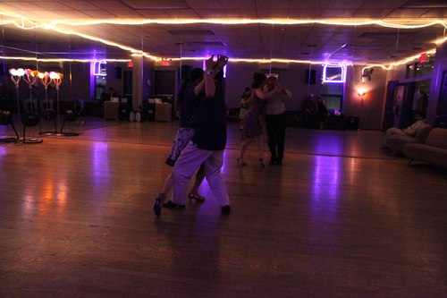 You Should Be Dancing 'Latin' Room 1/125, 4.5, ISO 12800