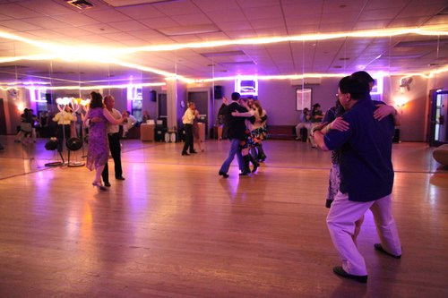 You Should Be Dancing 'Latin' Room 1/125, 1.8, ISO 6400