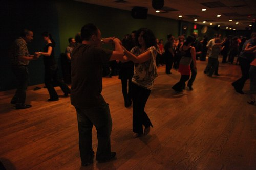 You Should Be Dancing Main Room 1/125, 1.8, ISO 6400