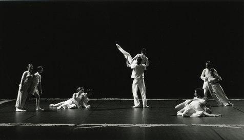 Fall for Dance 2006 - Odile Duboc – Contre Jour/CCN de Franche-Comté à Belfort - boléro, one