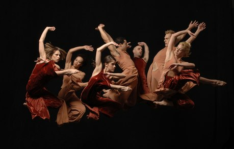Fall for Dance 2006 - The Parsons Dance Company - Swing Shift