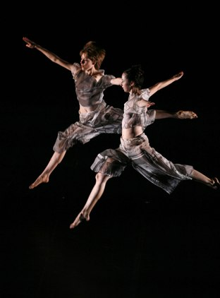 Fall for Dance 2006 - Trisha Brown Dance Company - Set and Reset