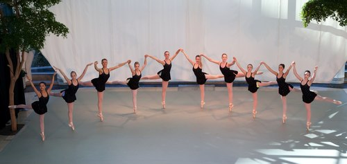 Indianapolis School of Ballet in Jupiter  Choreography by Victoria Lyras
