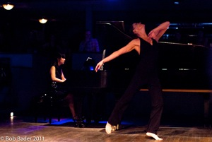 Liberty Harris, St. Saens The Swan choreographed by David Hochoy, Dance Kaleidoscope