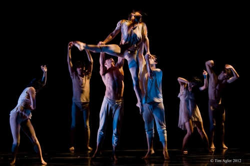 'Bouncy', Choreographer and Artistic Director: Kitty McNamee, Hysterica Dance Company