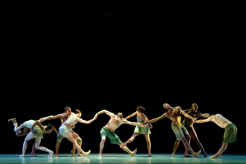 Alonzo King LINES Ballet. Photo courtesy of Alonzo King LINES Ballet.