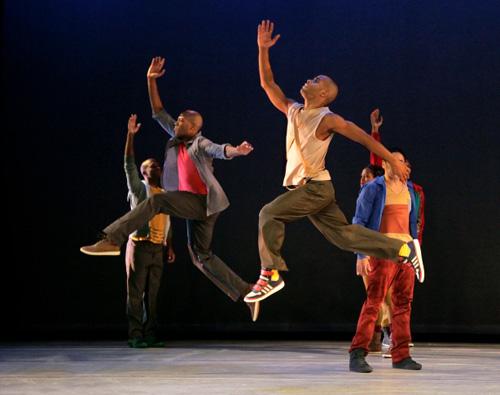 Alvin Ailey American Dance Theater in Rennie Harris' 'Home'