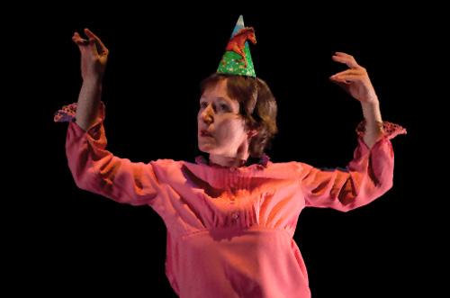 Christy Funsch in 'HammerHorse'