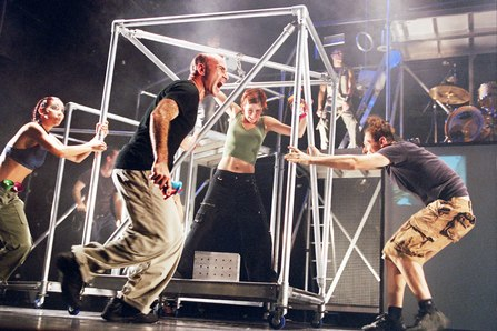 Chicago Human Rhythm Project - The Cage