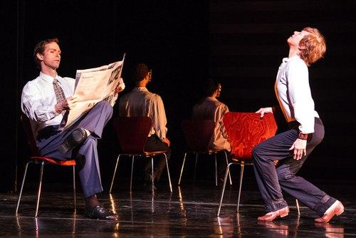 Buglisi Dance Theatre in 'Caravaggio Meets Hopper'