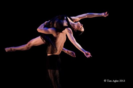 'Enkindled,' Nickerson-Rossi Dance. Choreographer Michael Nickerson-Rossi.