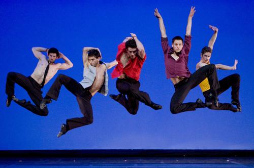 Cast of Bad Boys of Dance