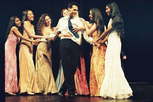 Pina Bausch Dance Company performs 'Nefes'