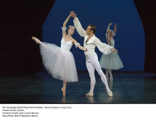Royal Danish Ballet - Etudes 2004/2005