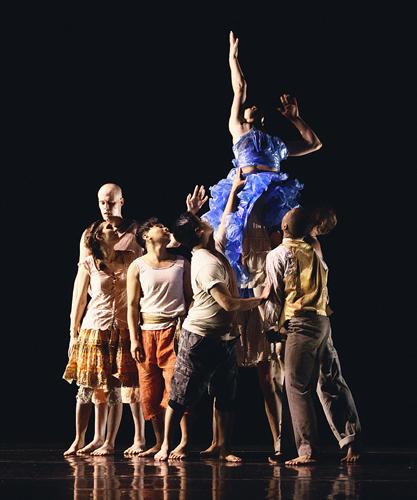 Invertigo Dance Theatre in 'After It Happened'.