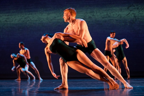 Rioult Dance NY in Pascal Rioult's 'Celestial Tides'.
