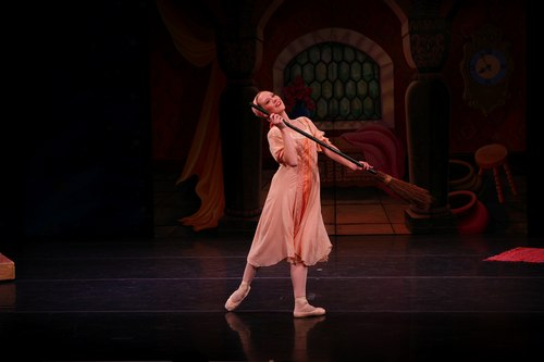 NYTB's Cinderella