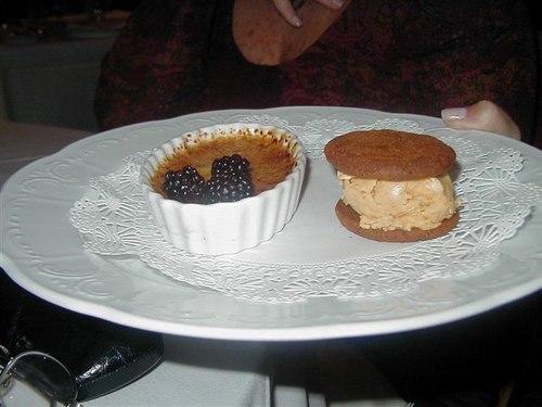 Julienne's Crème Brûlée