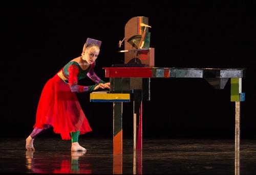 'Girl at the Piano: Recording Sound'. Jillian Godwin