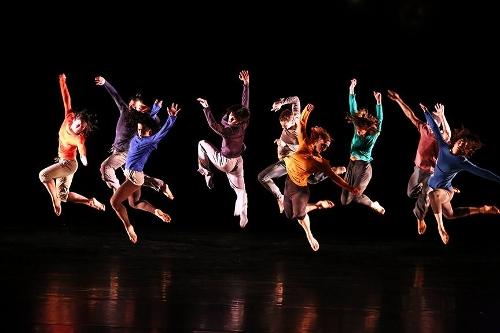Photo courtesy of Kun-Yang Lin/Dancers