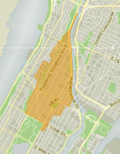 Map of NYC Council District 9 Credit: <a href='http://council.nyc.gov/d9/html/members/map.shtml' target='_blank'>http://council.nyc.gov/d9/html/members/map.shtml</a>)