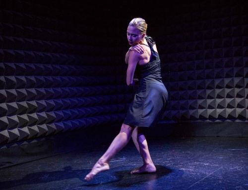 Jamal Jackson Dance Company 'The People Vs.' Pictured: Jacinthe Burton