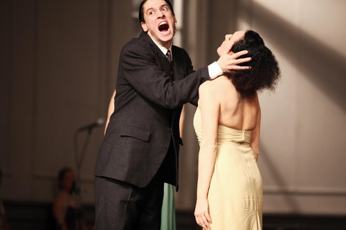 Tanztheater Wuppertal in Pina Bausch's 'Kontakthof' - BAM Howard Gilman Opera House Brooklyn, N.Y.