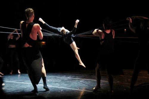 BARE Dance Company's 'Venomous'