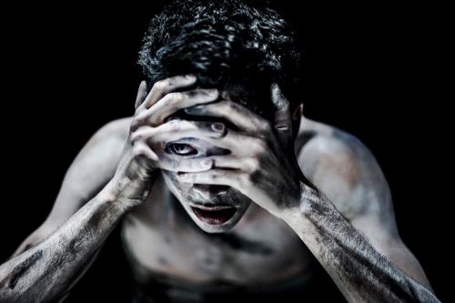 'Sad Case' by Leon/Lightfoot. NDT2. Dancer Gregory Lau.