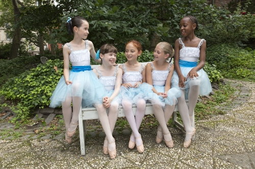 Children/Students of the Ballet School NY (BSNY) Diana Byer, Founder & Artistic Director.