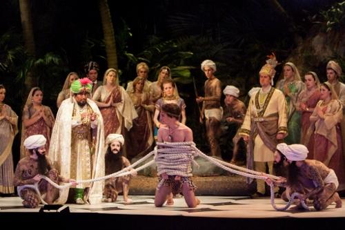 Photo Courtesy of Indiana University Opera Theater.