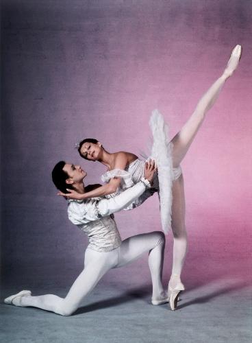 Russian National Ballet Theatre's Tatiana Chernobrovkina and Dmitry Zababourin in 'The Sleeping Beauty.' Photo courtesy of Russian National Ballet Theatre.