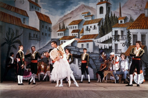 Russian National Ballet Theatre's in 'Don Quixote.' Photo courtesy of Russian National Ballet Theatre.