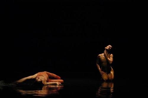 Tania Perez-Salas Compania de Danza in 'Waters of Forgetfulness.' Photo courtesy of the company.