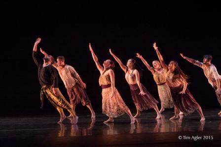 'The Dancing Man, a fairy tale', RhetOracle Dance Company
