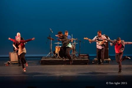 'A 7 Piece Band with a Twist', BPM beatsperminute