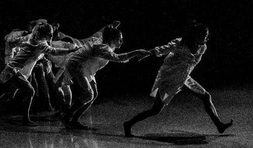 Macia Del Prete's Gestures<br>Dancers: Madison McPhail, Joanna DeFelice, Nikki Holck & Company