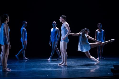 Ballet Hispanico in 'Conquer.'
