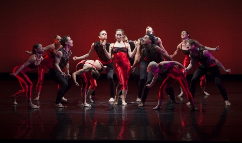 Dance Kaleidoscope dancers in 'Ray & Ella.'